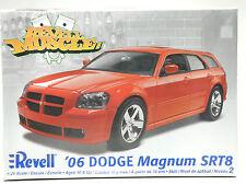 Revell Dodge Magnum SRT8  - 1:25 - 2019