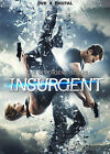 The Divergent Series: Insurgent (DVD, 2015) FREE SHIPPING