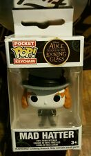POCKET POP! DISNEY ALICE THROUGH THE LOOKING GLASS MAD HATTER KEYCHAIN FUNKO NEW