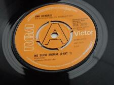 JIMI HENDRIX  1970 RCA DEMO   NO SUCH ANIMAL   DEMOSTRATION RECORD NOT FOR SALE