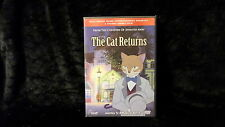 The Cat Returns Movie (2-Disc) Anime DVD R1   SF