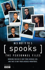 Spook: The Personnel Files (Spooks 1),Udos, K,Very Good Book mon0000089612