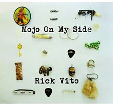 Mojo On My Side - Rick Vito (2014, CD NIEUW)