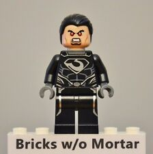 New Genuine LEGO General Zod Minifig DC Super Heroes 76002