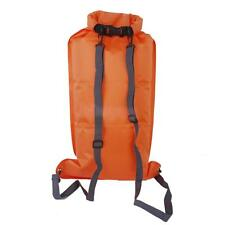 22L Waterproof Floating Dry Sack Backpack / Kit Bag for Canoeing / Kayaking