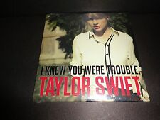 TAYLOR SWIFT CD SINGLE I Knew You Were Trouble CD SINGLE Numbered BRAND NEW