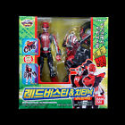 Bandai Power Rangers GO BUSTERS RED BUSTER CHEEDA NICK figure set Tokumei Sentai
