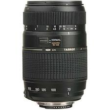 Tamron AF 70-300mm DI LD Macro Lens Nikon Brand New With Shop Agsbeagle