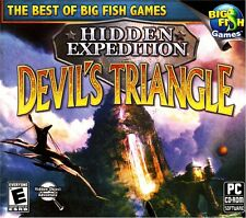 Hidden Expedition Devil's Triangle PC Games Windows 10 8 7 XP Computer Games