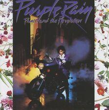 Purple Rain - Prince And The Revolution CD Sealed New