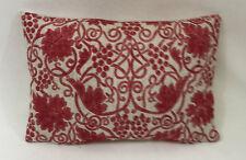 """William Morris Grapevine Rose  224477 Cushion Cover 16""""x12"""" New Morris Design"""