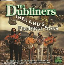 THE DUBLINERS Ireland's Prodigal Sons CD