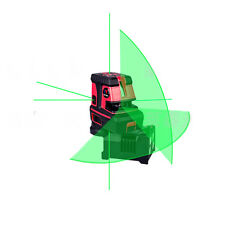 LETER Green laser line  Self Levelling Cross Line laser level 5dots,1V,1H