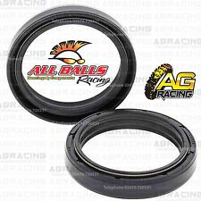 All Balls Fork Oil Seals Kit For Kawasaki KX 125 1997 97 Motocross Enduro New