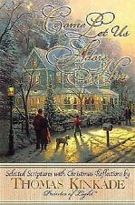 Come Let Us Adore Him New From Thomas Kinkade! Scripture Selections, Fireside St