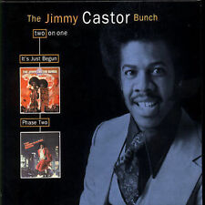 JIMMY CASTOR BUNCH It's Just Begun & Phase Two CD sampled by Beastie Boys NWA