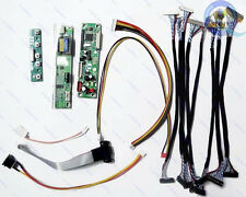 LCD Screen Testing Kit - Controller Board(Jumper Solution) LVDS Cables Inverter
