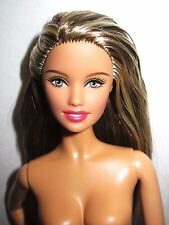 NUDE Chile Barbie Dolls of the World Passport Chilean Model Muse Body for OOAK