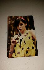 T-ara eunjung roly poly japan jp official photocard  Kpop K-pop