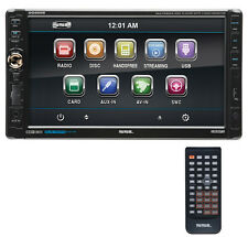 "Soundstorm SSL DD889B 7"" Bluetooth TouchScreen 2 Din DVD/CD Car Player Receiver"