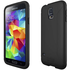 GENUINE TECH21 SAMSUNG GALAXY S5 IMPACT TACTICAL CASE COVER WITH D30   T21-4020