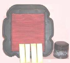 Service kit- Plugs Air & Oil filter for SUZUKI DL DL650 VSTROM  V-Strom  2012-16