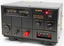 CB HAM RADIO POWER SUPPLY ALINCO DM-340 MW 35AMP 9-15V/ 13.8V