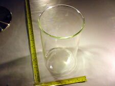 1000 ml Becherglas ohne Skala und Ausguss Laborglas hohe Form H 18 cm x Ø 10 cm