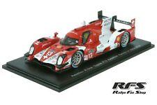 Rebelión R-one toyota-rebelión racing - 24h le mans 2014 - 1:43 Spark 4207