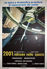 Original Movie Poster 100x140 2001: A Space Odyssey