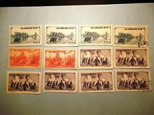 PR China Stamps 1952 C19 Korean War 2nd Anniversary 17 mint and 3 CTO SC#171-173