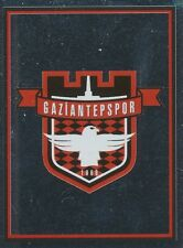 N°157 ECUSSON BADGE # TURKEY GAZIANTEPSPOR STICKER PANINI SUPERLIG 2011