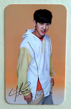 EXO K M New SUNNY10 EVENT PHOTO CARD Photocard / Fan Club Goods - Chanyeol