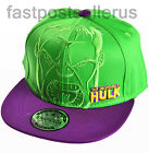 Brand New Kids Boys Marvel Hero HULK Cool Sunny  Baseball Cap Hat Adjustable