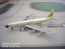 Gemini Jets Malaysia Singapore Airlines Boeing 707-300 Diecast Model 1:400