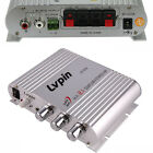 200W 12V Mini Hi-Fi Amplifier Booster Radio MP3 Stereo for Car Motorcycle Home L