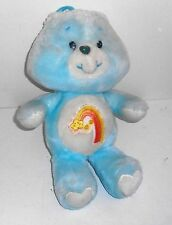 "1980's Vintage Care Bears - WISH BEAR - 13"" Plush Bear (PX3)"
