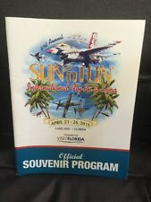 Sun 'n Fun Fly-In Airshow 2015 Event Program