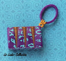 MONSTER HIGH ~ Clawdeen Wolf Day at the Maul PURPLE WRISTLET PURSE Replacement