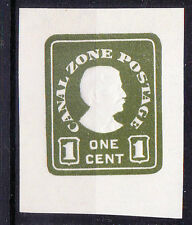Canal Zone MNH, Embossed Odd Unusual Stamp