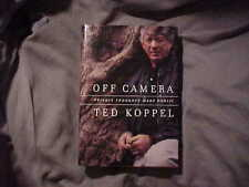 Off Camera: Private Thoughts Made Public by Ted Koppel (2000, Hardcover) Book