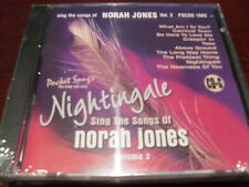 POCKET SONGS KARAOKE DISC PSCDG 1605 NORAH JONES VOL 2  CD+G MULTIPLEX