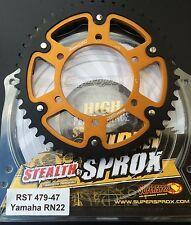 Supersprox Stealth Kettenrad Yamaha YZF R1, RN22, RST 479-47, sprocket, Ritzel