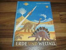 HERBA SAMMELBILDERALBUM:  ERDE und WELTALL