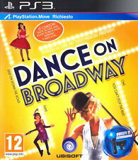 Dance On Broadway (Playstation Move richiesto) PS3 Playstation 3 IT IMPORT