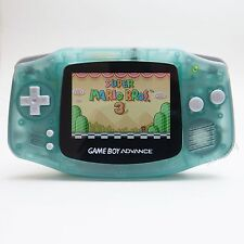 Backlit Game Boy Advance - Glow In The Dark - Nintendo Backlight Mod GBA AGS-101