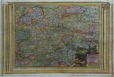 Hessen - Landgraviat de Hesse - von Pierre van der Aa - 1713