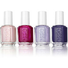 Essie Nail Polish Lacquer Vernis 2012 Resort Collection Set of 4 Full Size .5 oz