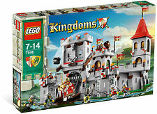 New In Sealed Box LEGO Castle Kingdoms KING'S CASTLE Set 7946 – Retired 2011