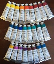 *NEW* WILLIAMSBURG ** HANDMADE OIL COLORS ** 37ml ** Lot of 25 ** HIGH SERIES **